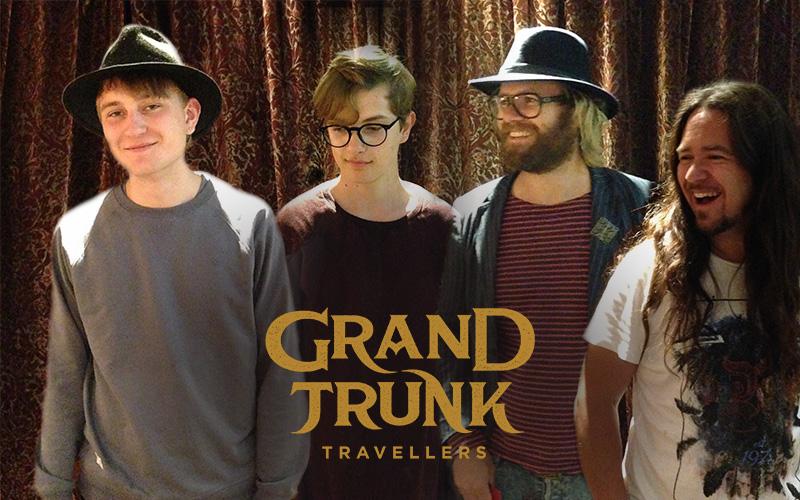 Joel, Aron, Karl-Johan & Jonatan – Live at Heart, 2015